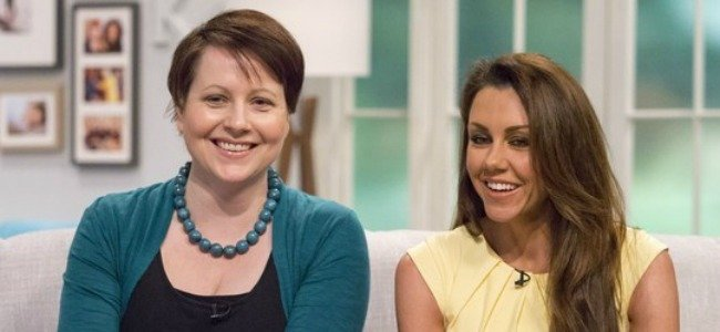 Lorraine Takes Cancer Patient Louise To Kaliyoga