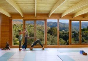 yoga retreats spain and italy