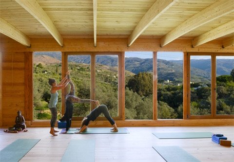 yoga retreats spain and italy
