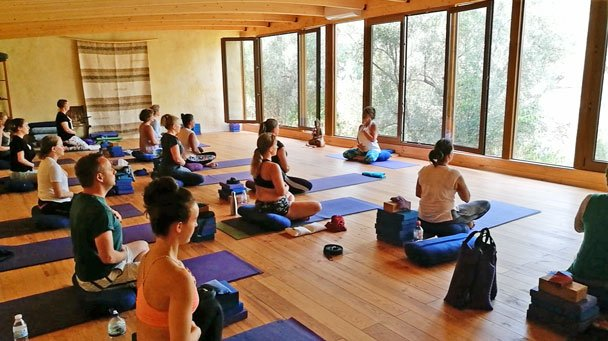 Christmas Yoga Retreat Andalucia Spain - Kaliyoga Retreats