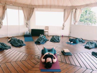 yoga teacher tashi dawa shala nidra yoga