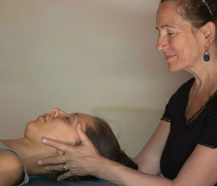 holistic massage retreat spain